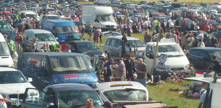 Saddington Car Boot Sale Home